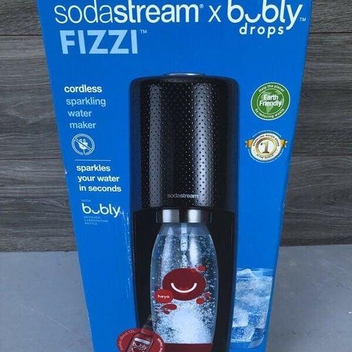 RESERVED FOR JENNIFER DAYTON SHER!!!!! SodaStream FIZZI x Bubly Drops