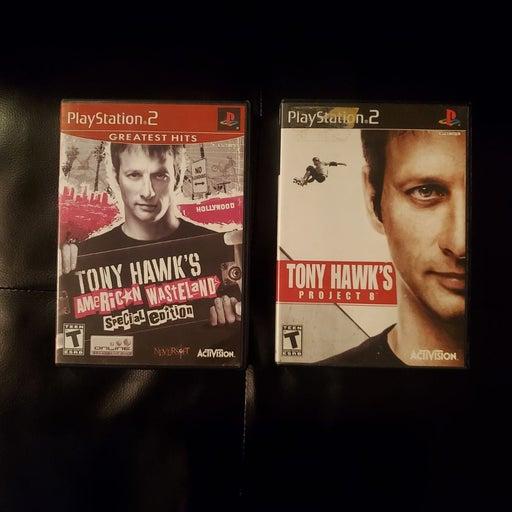 Tony Hawk's American Wasteland on Playst