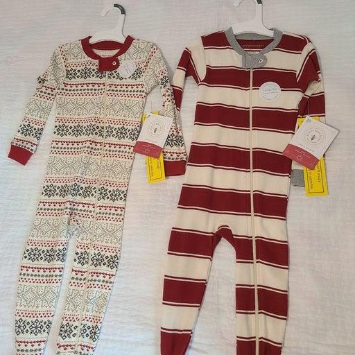 Burts bees Christmas pajamas