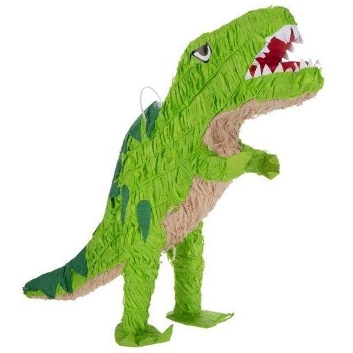 Large Green Dinosaur Birthday Pinata Party Decoration