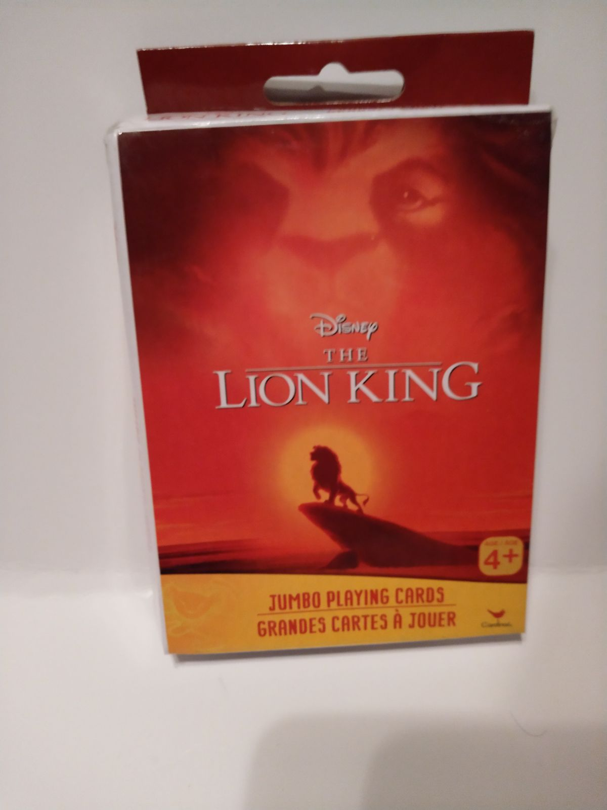Disney Lion King Playing Cards