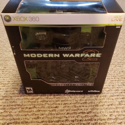 Modern Warfare 2 Prestige Ed Xbox 360