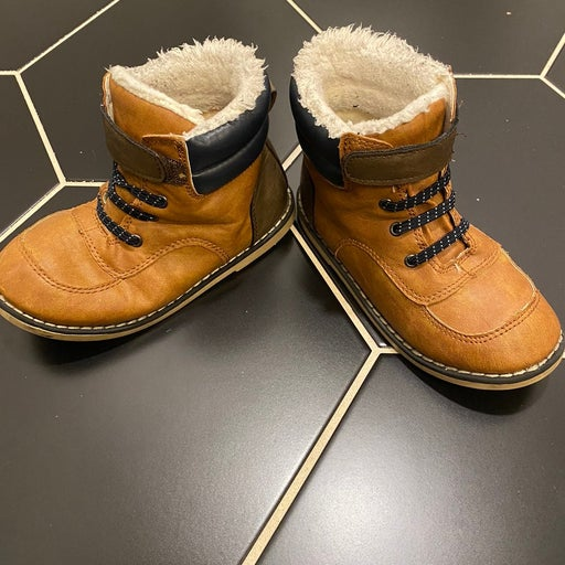 Old navy toddler Boys dress boots 11