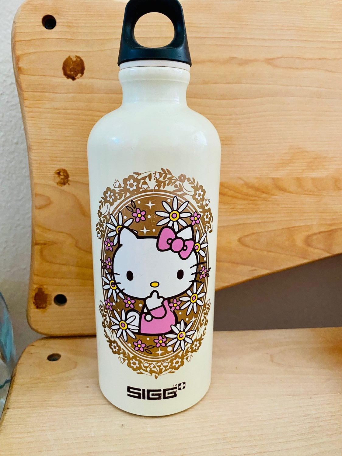 SIGG HELLO KITTY BOTTLE WATER SS