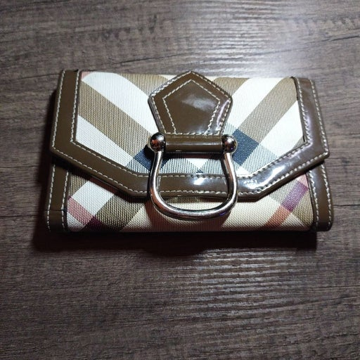 Burberry D Ring Wallet