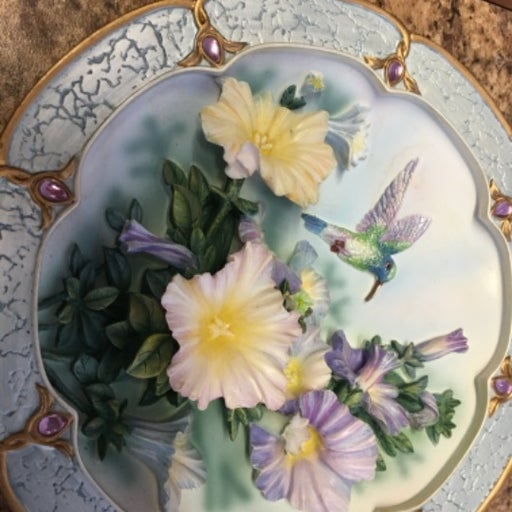 Bradford exchange collections plate