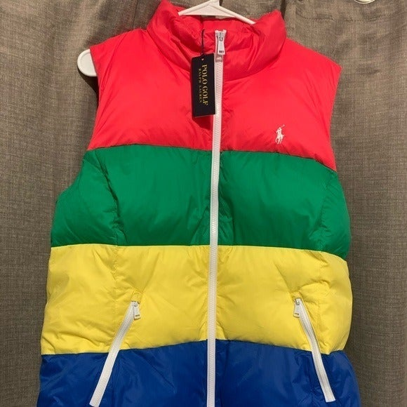 Polo Golf Ralph Lauren Womens XL Puffer