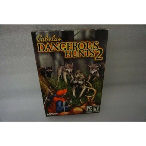 Cabelas Dangerous Hunts 2 in Box (PC Games)