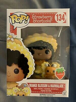Funko Pop Strawberry Shortcake VAULTED