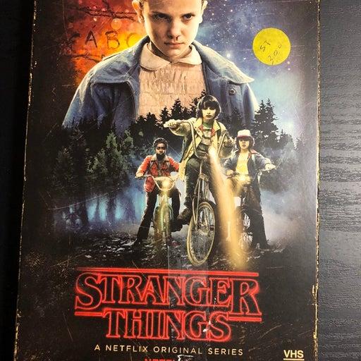 Stranger Things Season 1 4-Disc