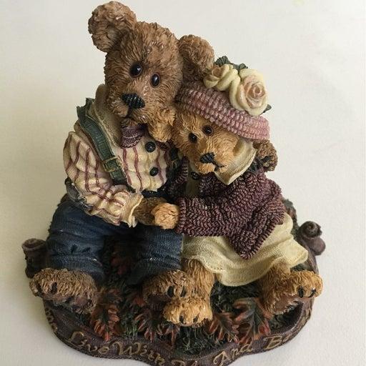 Boyds Bears Henry & Sarah