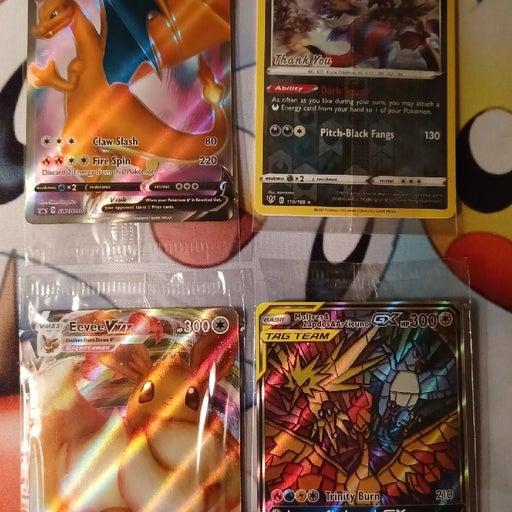 Pokemon SEALED PROMO card bundle