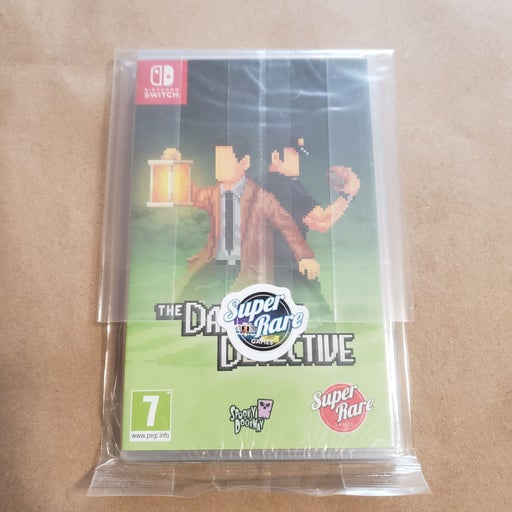 The Darkside Detective Switch Brand New