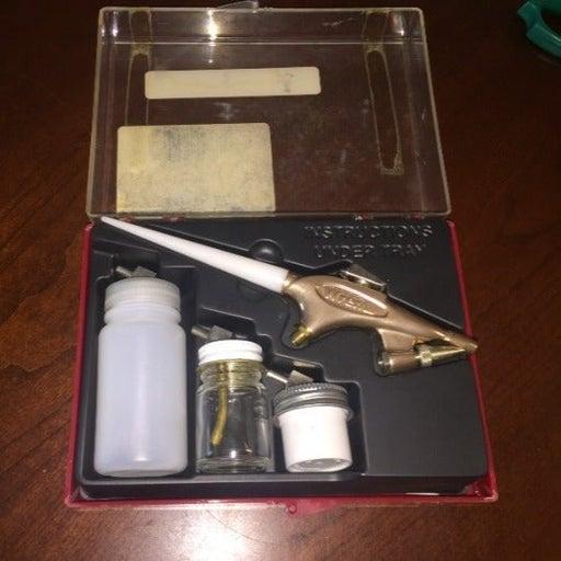 Binks Air Brush Kit 59-10006 Wren B #2