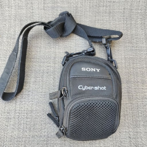 Sony CyberShot Travel Camera Bag