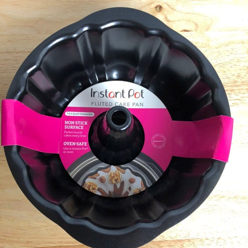 Instant Pot Fluted Cake Pan