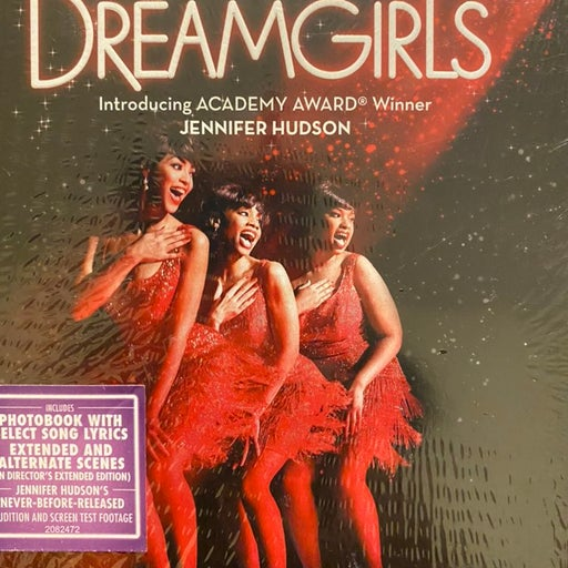DREAMGIRLS BLU-RAY DVD DIGITAL HD