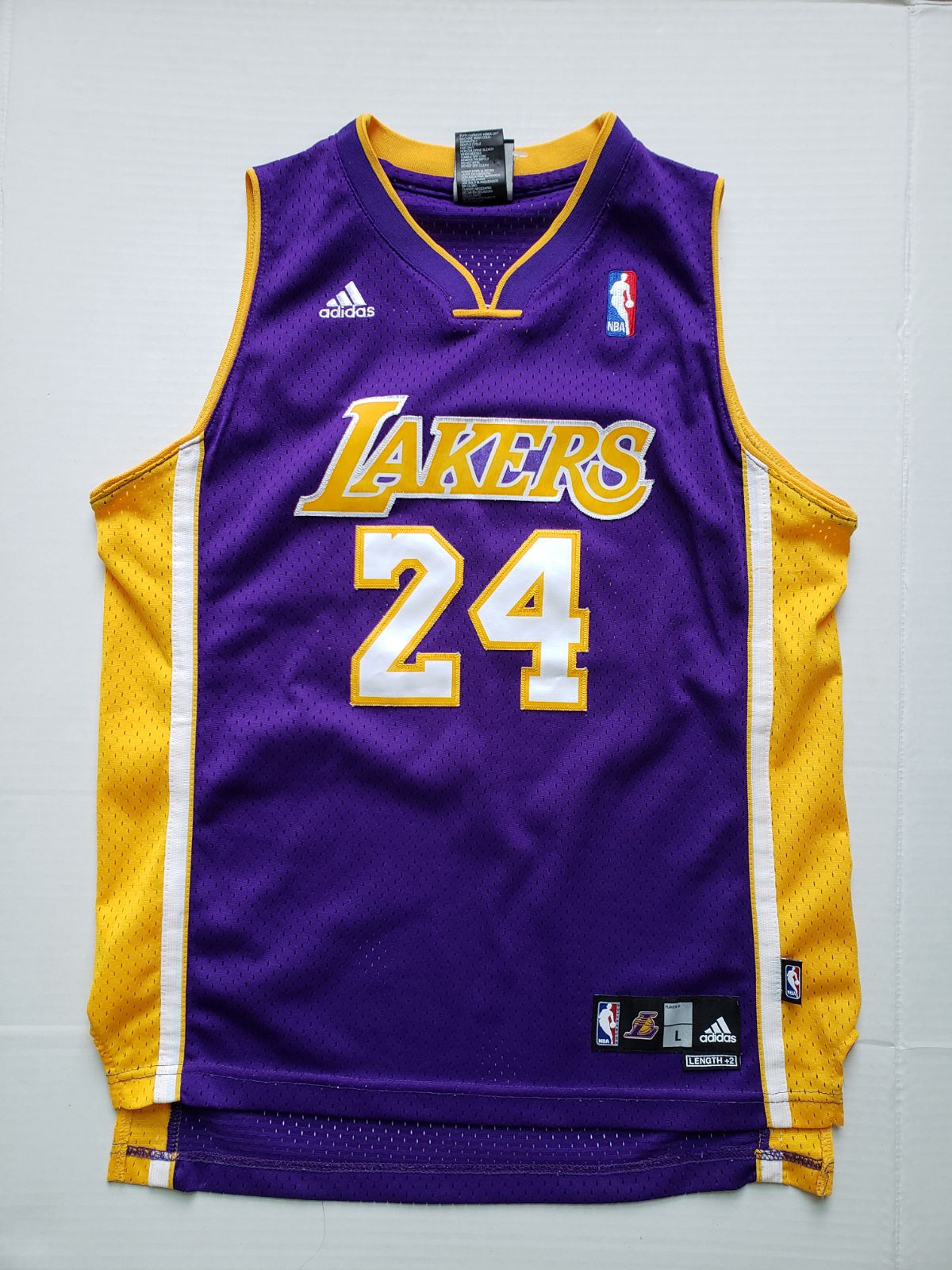 Adidas Kobe Bryant NBA Fan Shop   Mercari