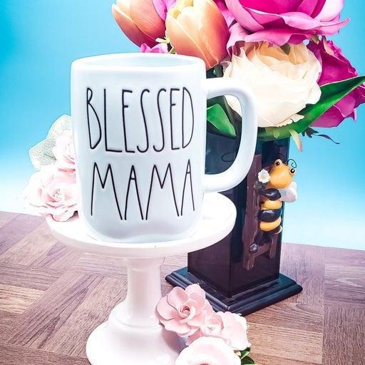 Rae Dunn Blessed Mama Mug NEW 2021