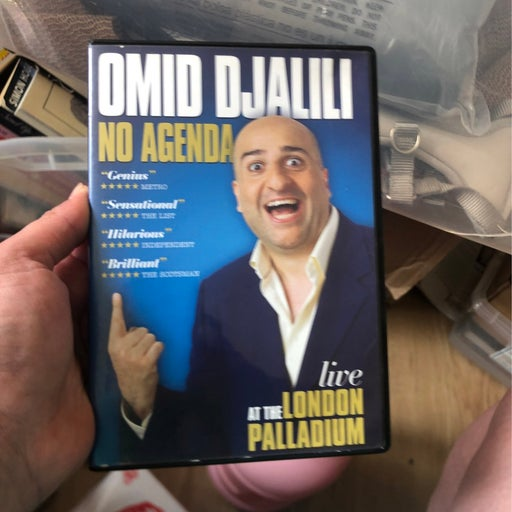 Omid djalili stand up special