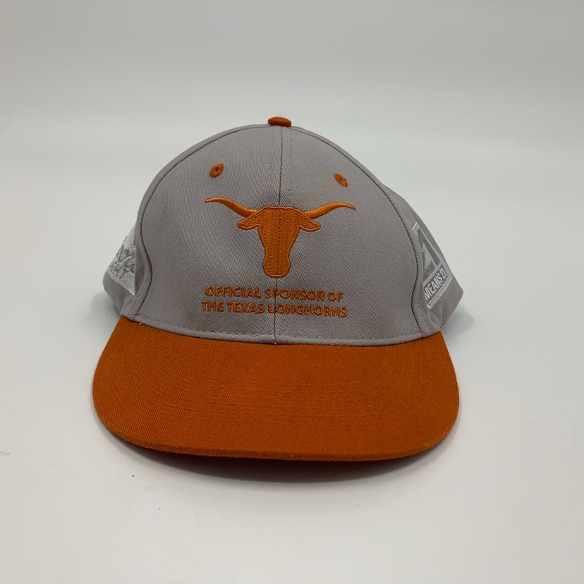 Texas Longhorns Coors Light sponsor hat.