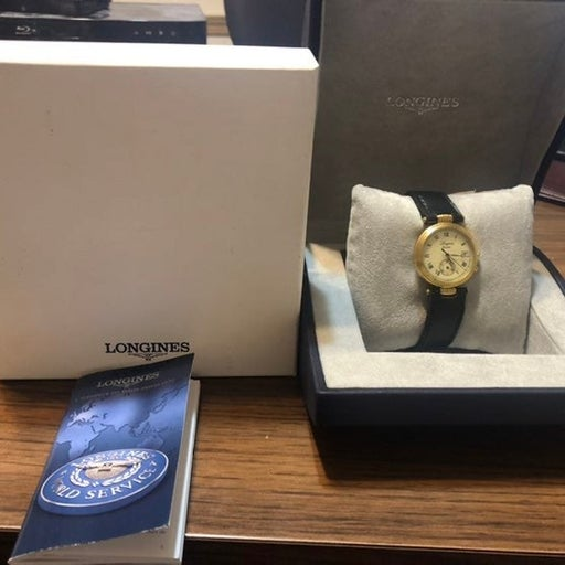 Rare Longines 150th anniversary Limited edition Watch Original Box Included