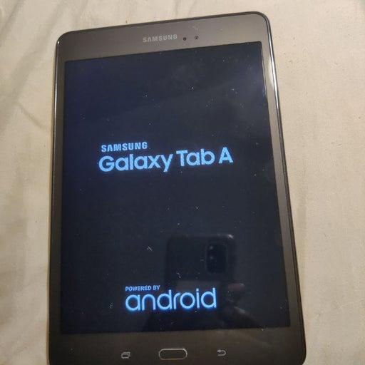 Samsung Galaxy Tab A 16GB in Smokey Tita