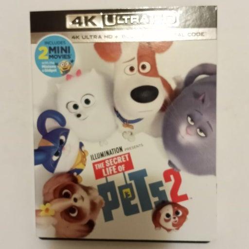 Secret Life of Pets 2 (4k + Blu-ray)