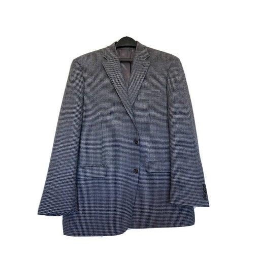 Ralph Lauren 44R Wool Blazer Houndstooth