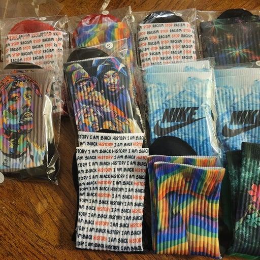 Custom socks