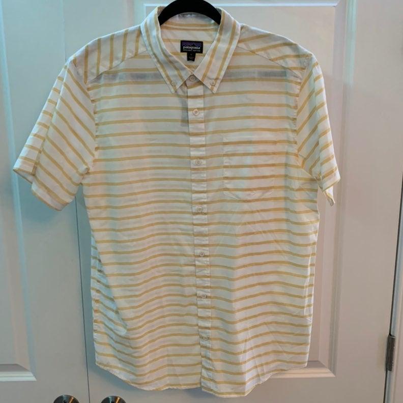 NWT Patagonia Men's Button Down Shirt