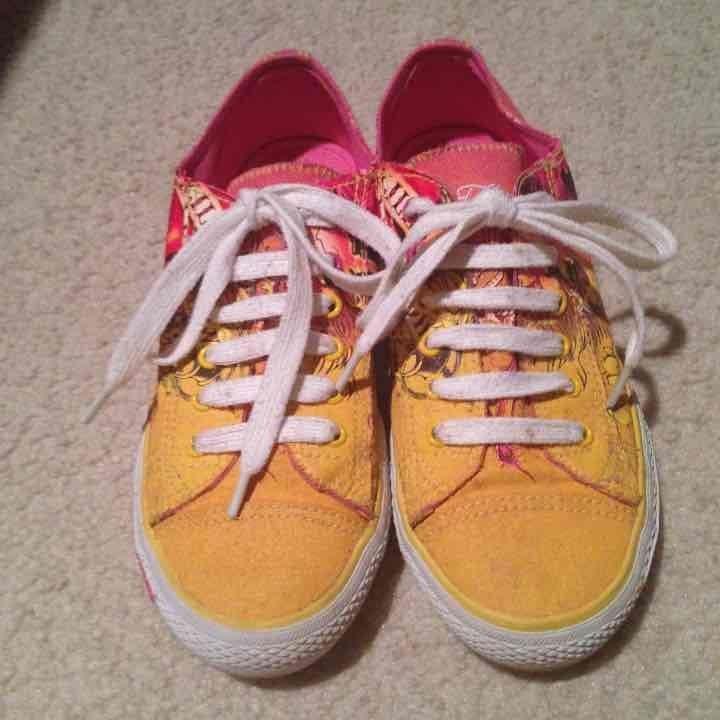 Ed Hardy sneakers