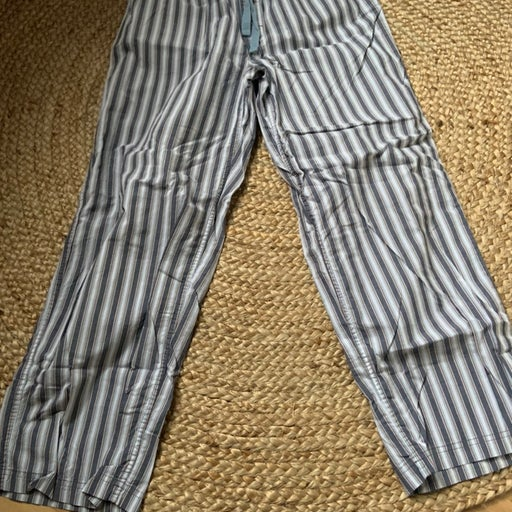 Mens Pajama pants sz Med