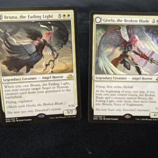 Magic: The Gathering Gisela, the Broken