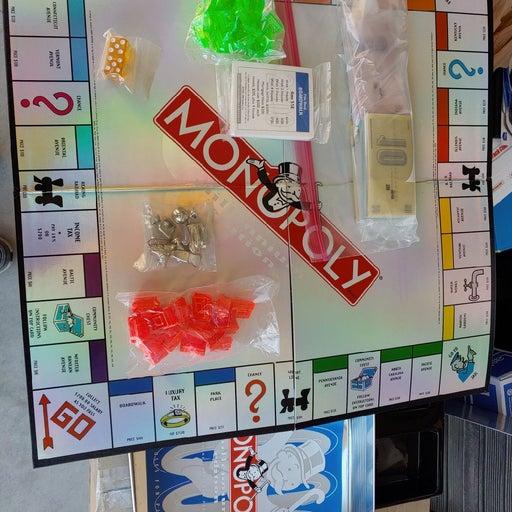 Vintage/2000 millennium Edition Monopoly
