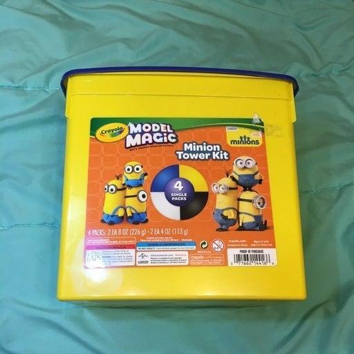 Model magic minion tower kit