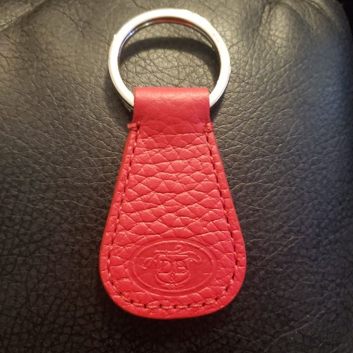 Like new Red Dooney and Bourke Key chain