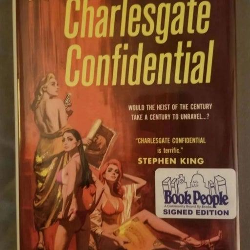Charlesgate Confidential by Scott Van Do