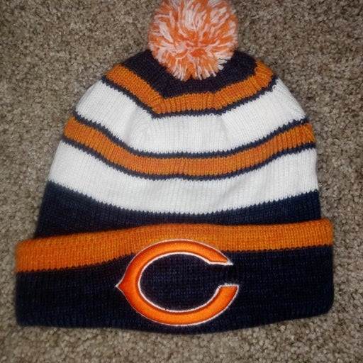 Chicago Bears Vintage Beanie