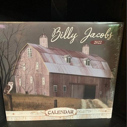 Billy Jacobs 2022 Wall Calendar 12x13