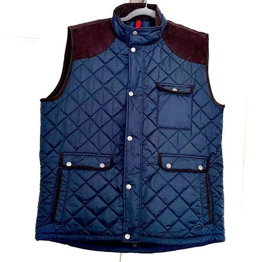 Cremieux mens sleeveless jacket