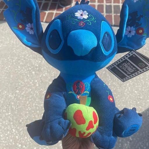 Stitch Crashes Disney Sleeping Beauty Plush Toy