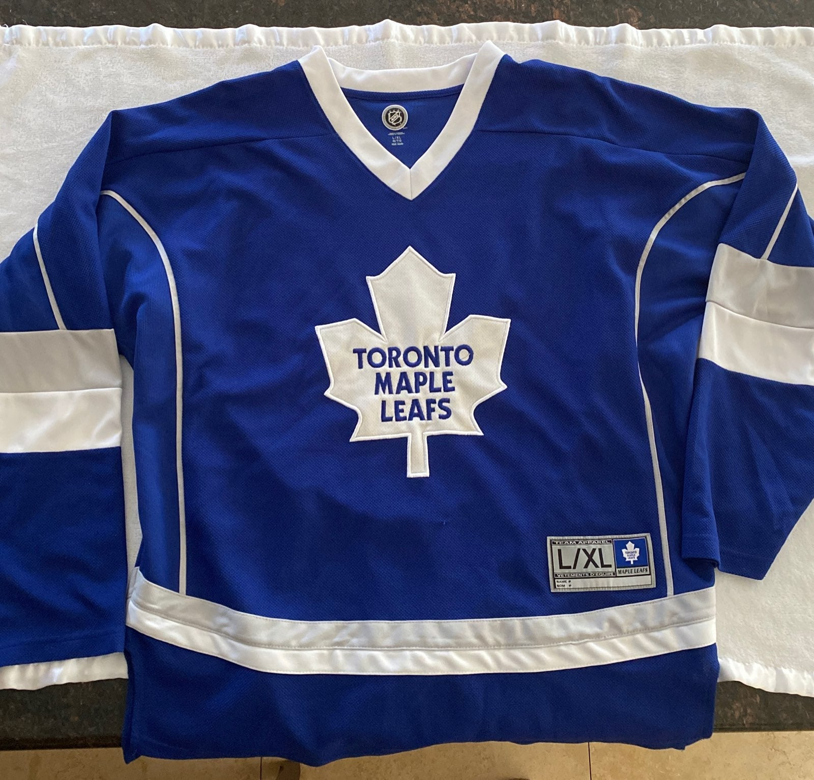 NHL Jersey - Toronto Maple Leafs