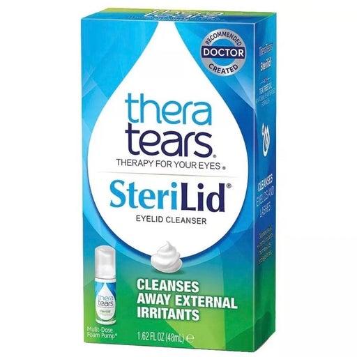 Thera Tears SteriLid Dry Eyelid cleanser