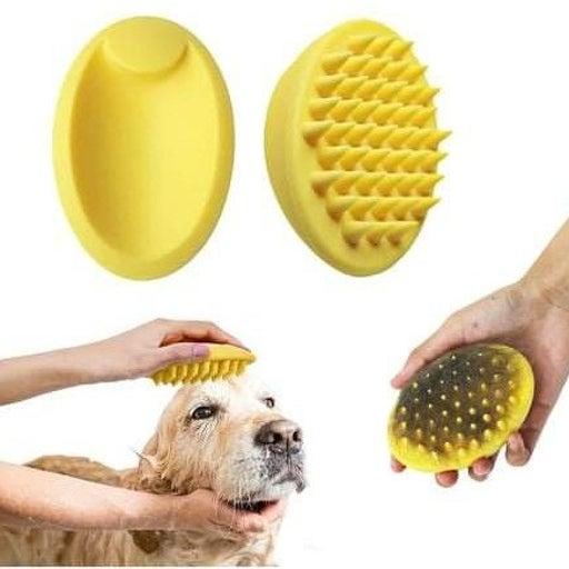 Pet Silicone Brush