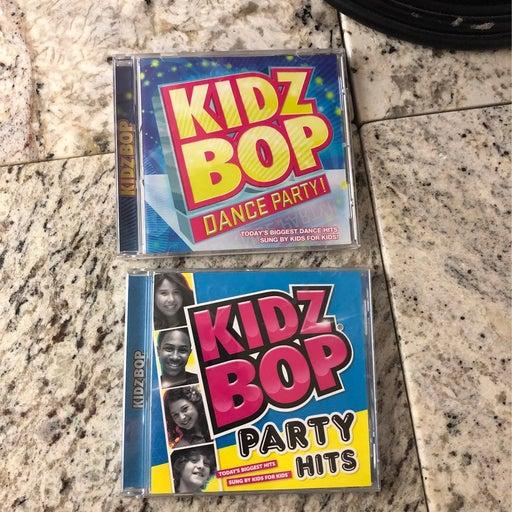 Kidz bop Cd's