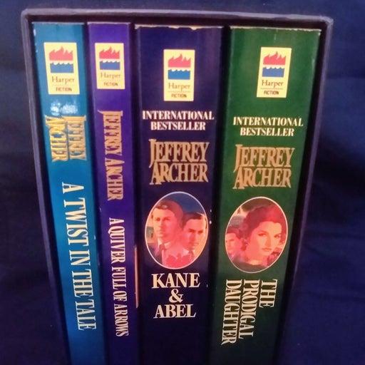 Jeffrey Archer Master Storyteller Box Se