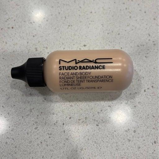 MAC Cosmetics Studio Radiance N1