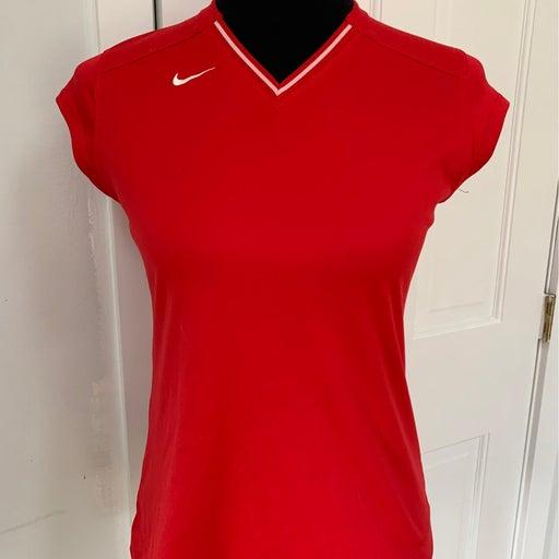 Nike tennis dri fit top