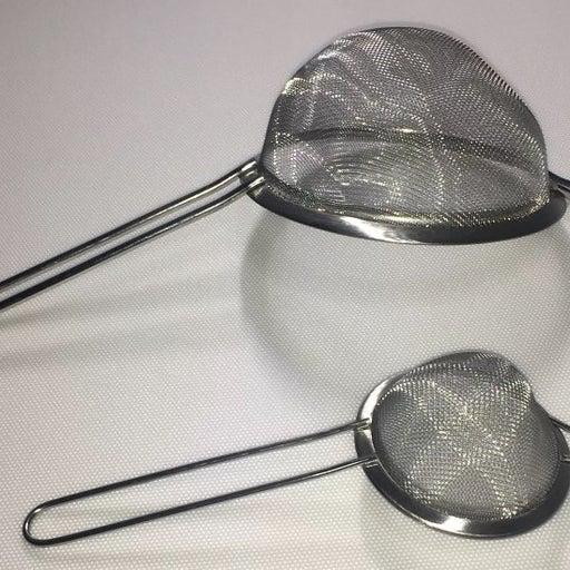 Cuisinart Set of 2 Fine Mesh Stainless Steel Strainers